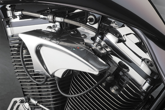 3d fobos motorcycle coil cover and motor mount