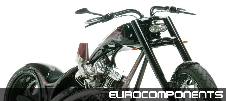 black chopper showbike