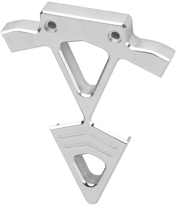 diamond motorcycle coil bracket