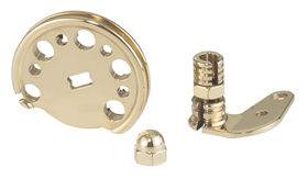 Single Cable Brass Throttle Kit for S&S Carburetors