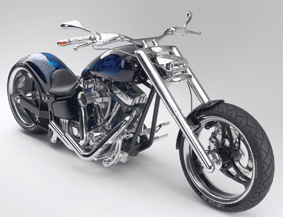 3d motorcycle front forks for softails