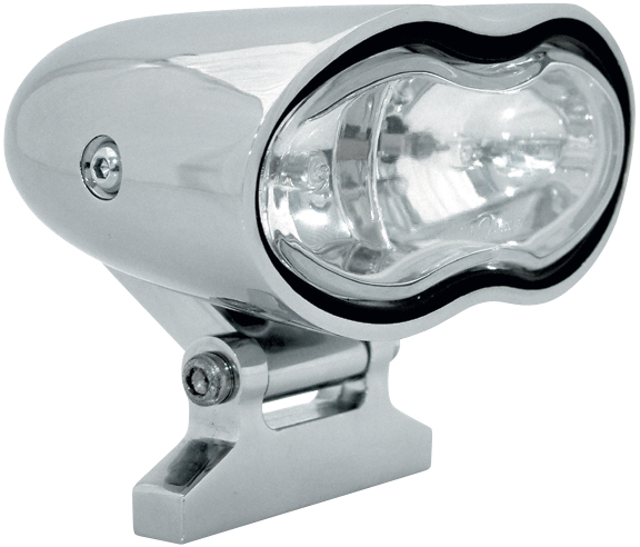 cyclops custom motorcycle headlight
