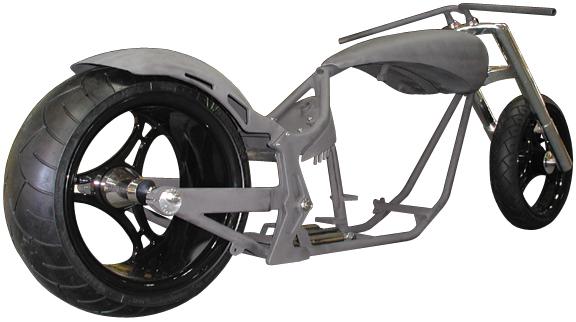 drag bolt-on rear fenders for 280 or 300 tires