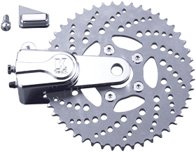 Drilled Sprocket Rotor Kit / Sprotor