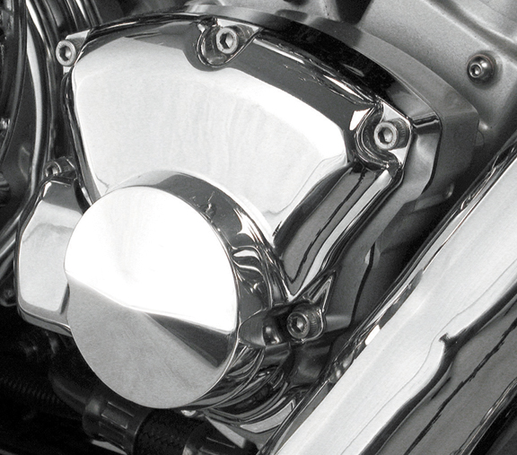 custom roadstar accessories front right engine cover