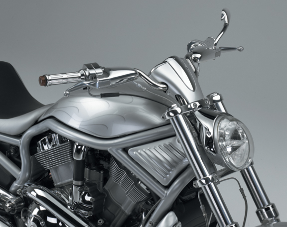 handlebars for v rods