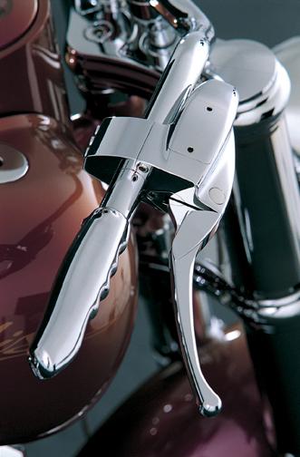 internal throttle assembly