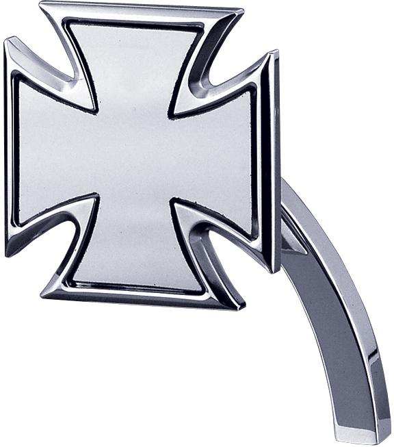 maltese cross mirrors