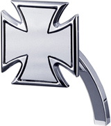 Maltese Cross Mirrors