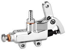 Motorcycle Master Cylinder with Lever