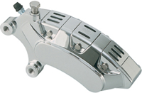 Six Piston Front Calipers for V Rods