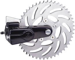 Slotted Sprocket Rotor Kit / Sprotor