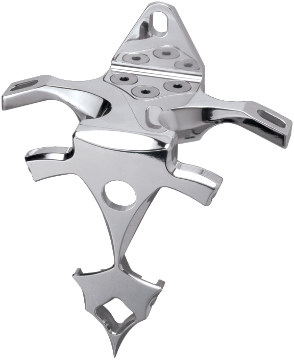super smooth billet motor mounts for softail evolution models
