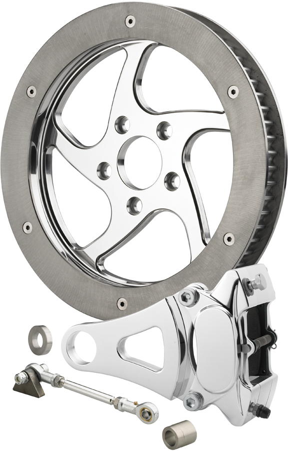 vortex pulley rotor kit