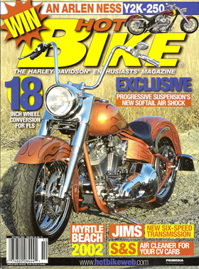 Hot Bike October 2002