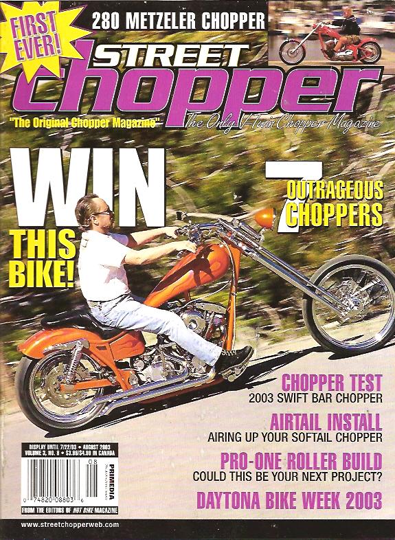 280 chopper