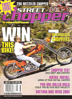 Street Chopper August 2003