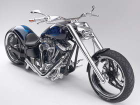 280 Drag Custom Motorcycle