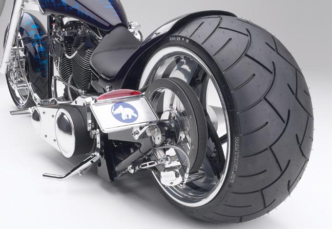 280 drag custom motorcycle