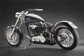 Apocalipse Custom Motorcycle