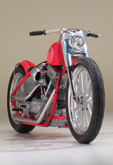cole foster custom motorcycle