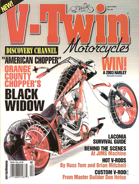 V-Twin April 2003