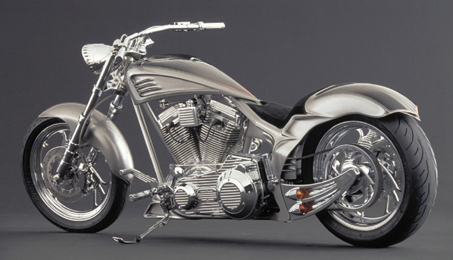 eclipse custom motorcycle