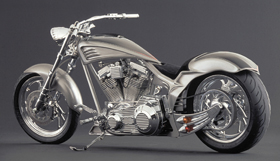 Eclipse Custom Motorcycle