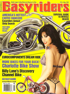 Easyriders May 2003