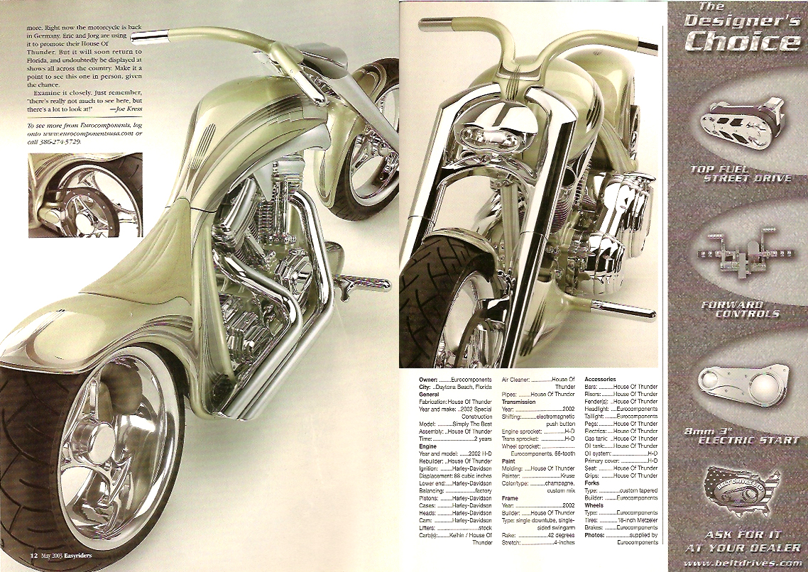 simply the best custom motorcycle