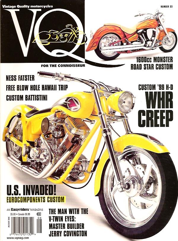 west coast choppers el diablo showbike