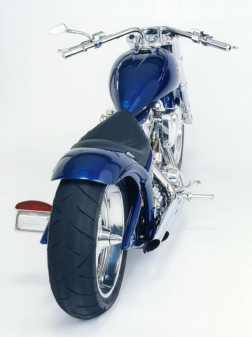 west coast choppers el diablo