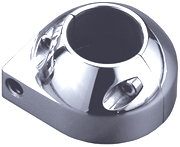 Rounded Motorcycle Throttle Housing