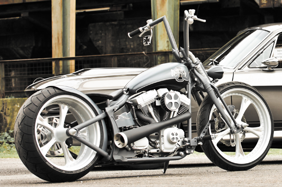 3d lowrider custom motorcycle wheels 6