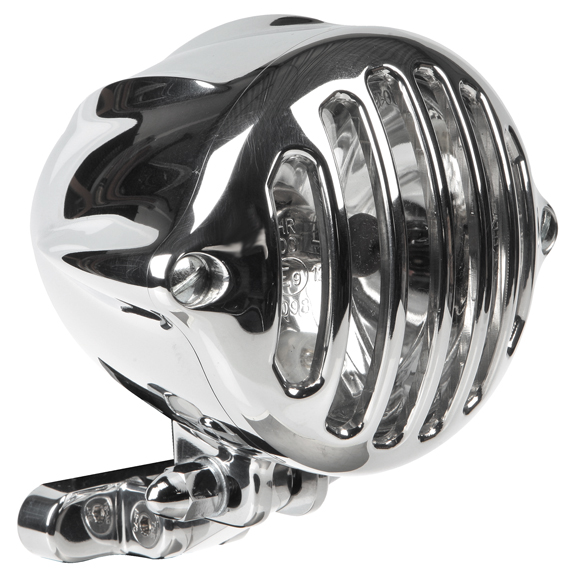 alcatraz brass motorcycle headlight 3