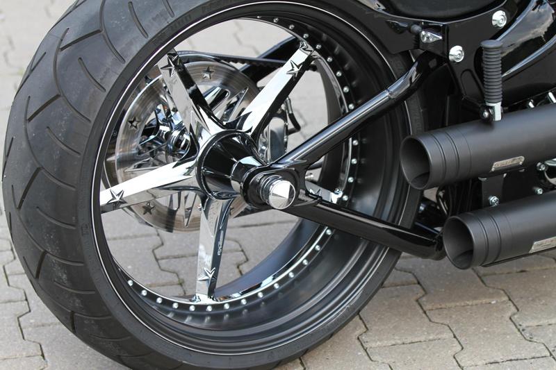 custom wheels for harleys