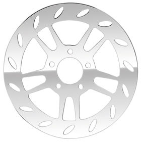 Lowrider Motorcycle Rotors