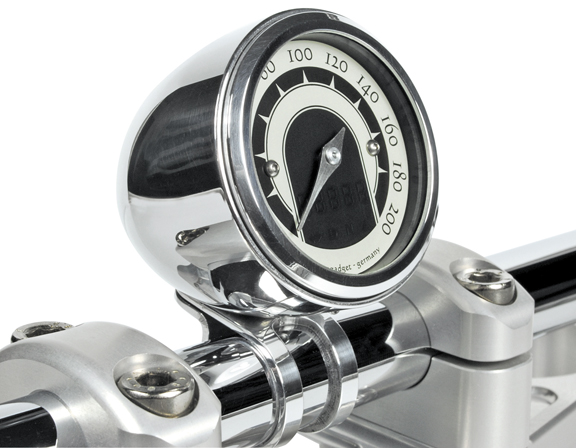 mini motorcycle speedo housing de luxe 1