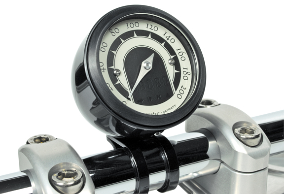 mini motorcycle speedo housing de luxe 2
