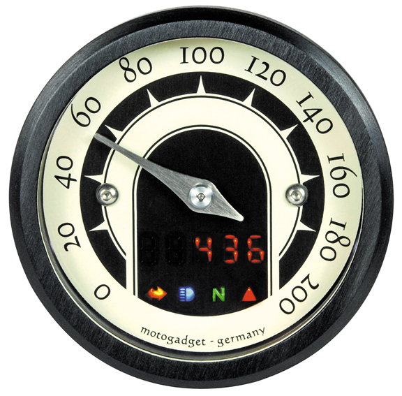 mini motorcycle speedo speedster