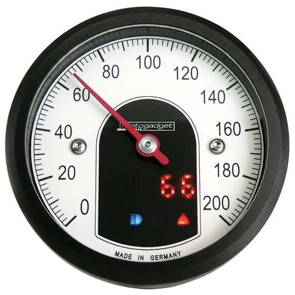 mini motorcycle speedo