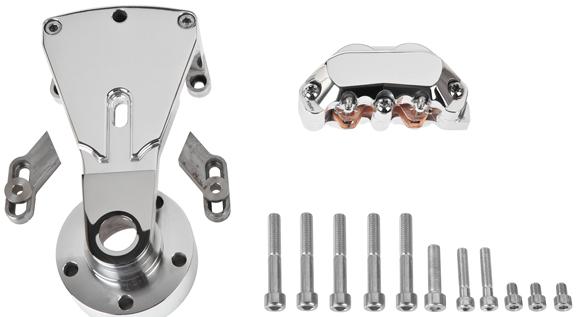 pulley rotor kit 1