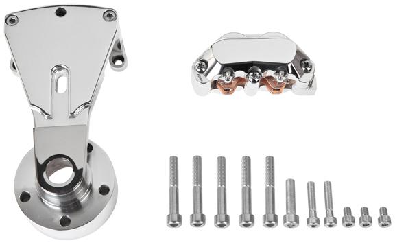 pulley rotor kit 2