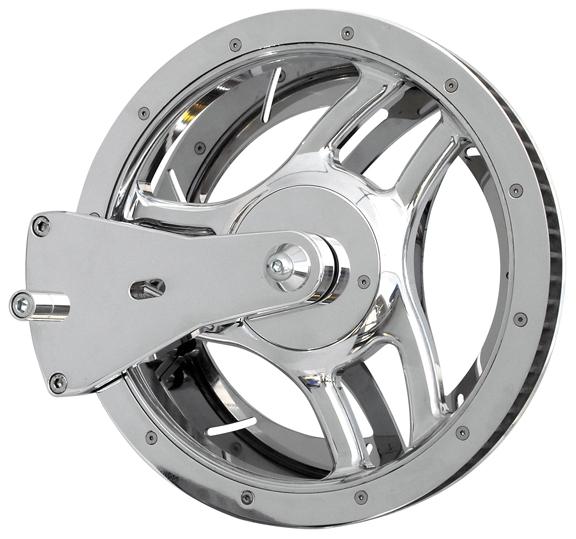pulley rotor kit 3