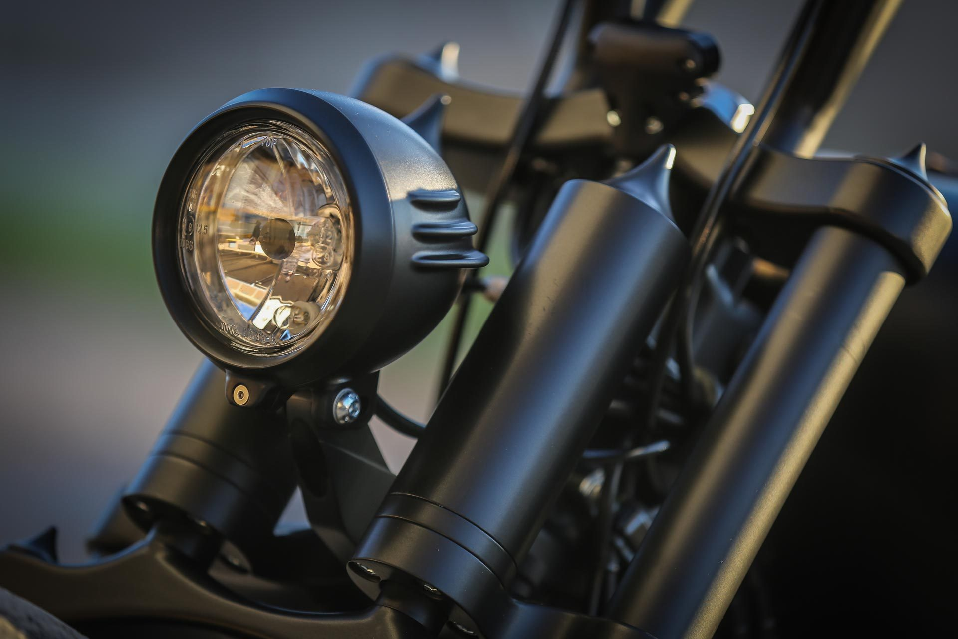 headlight for harley milwaukee eight models