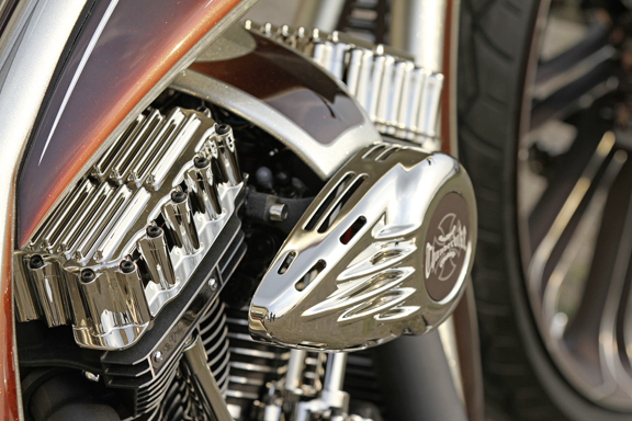 unbreakable motorcycle air cleaner cover 3