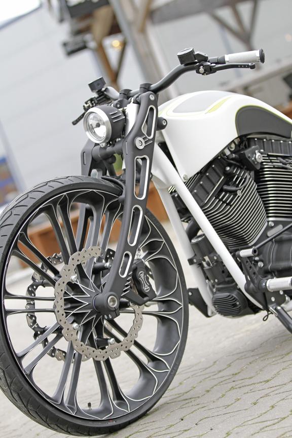 unbreakable motorcycle headlight 4