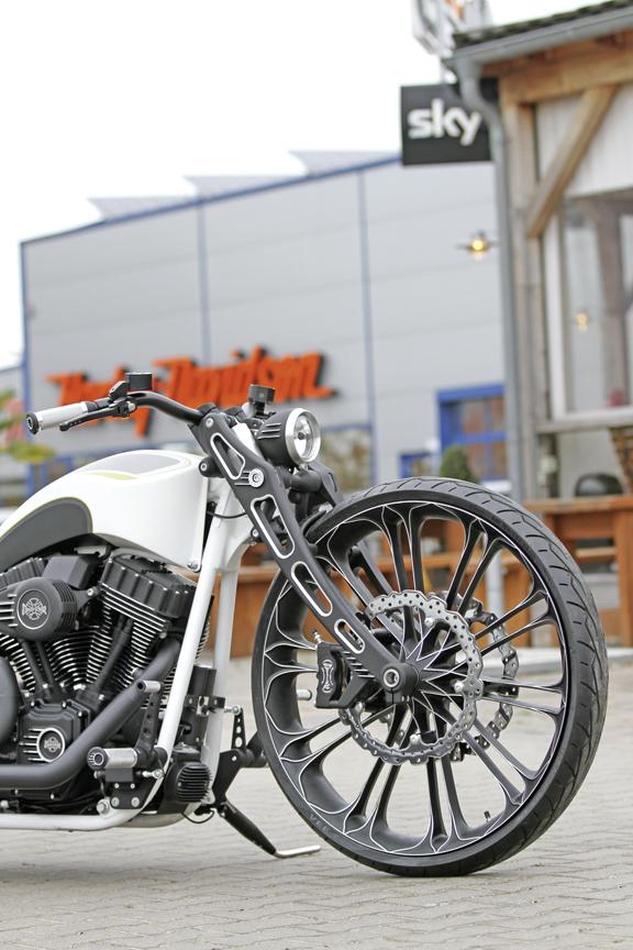 unbreakable motorcycle headlight 6