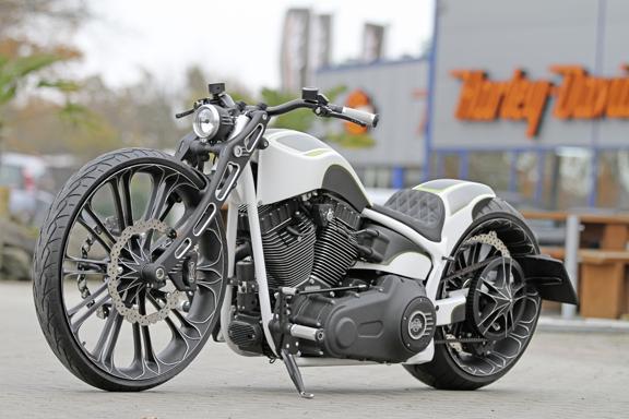 unbreakable motorcycle headlight 8