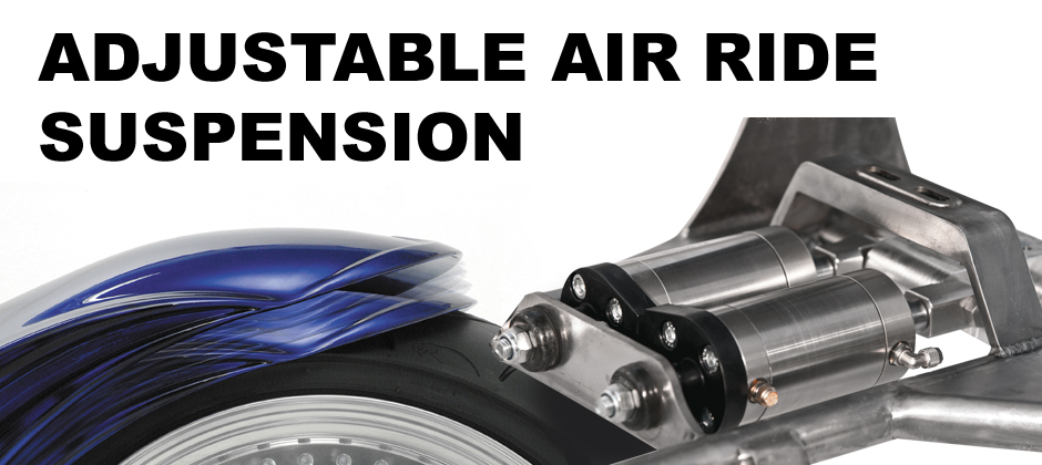 adjustable air ride suspension